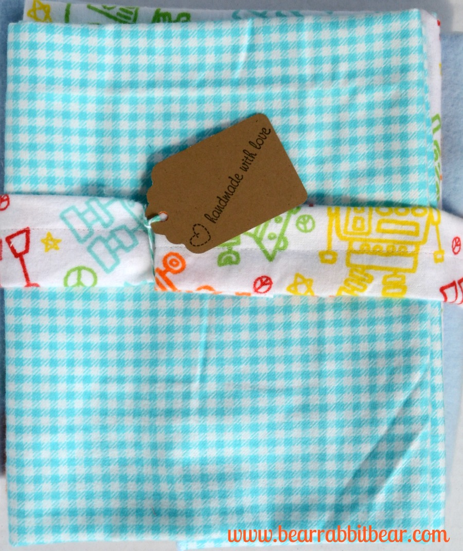 Baby Gift Packing Ideas : Easy homemade packaging ideas for a baby shower