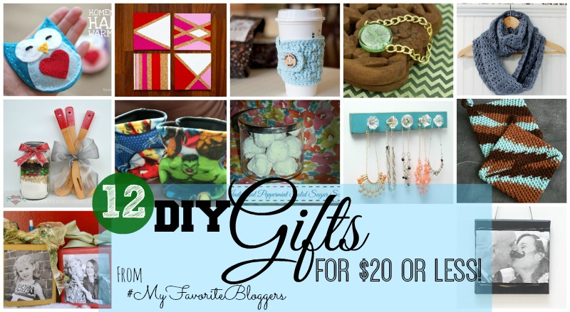 My Favorite Bloggers Gifts for $20 or less