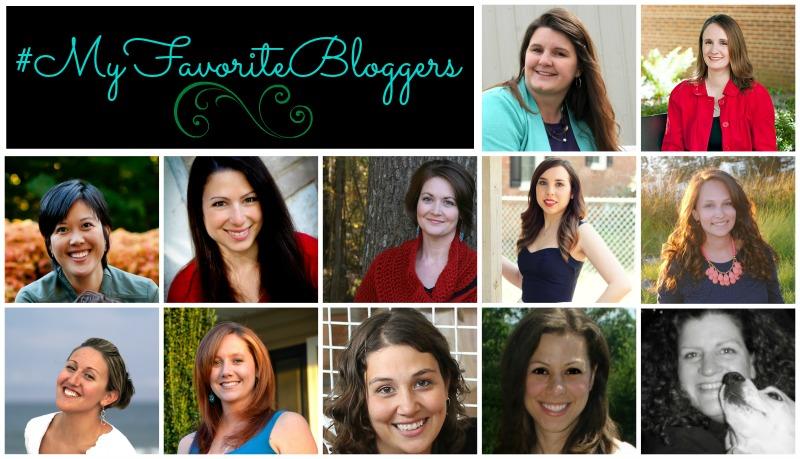 My Favorite Bloggers