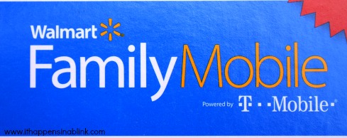 Walmart Family Mobile and It Happens in a Blink Blog