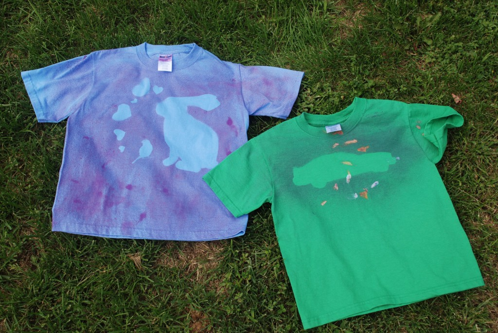 10 summer shirt painting ideas for How to paint on t shirt