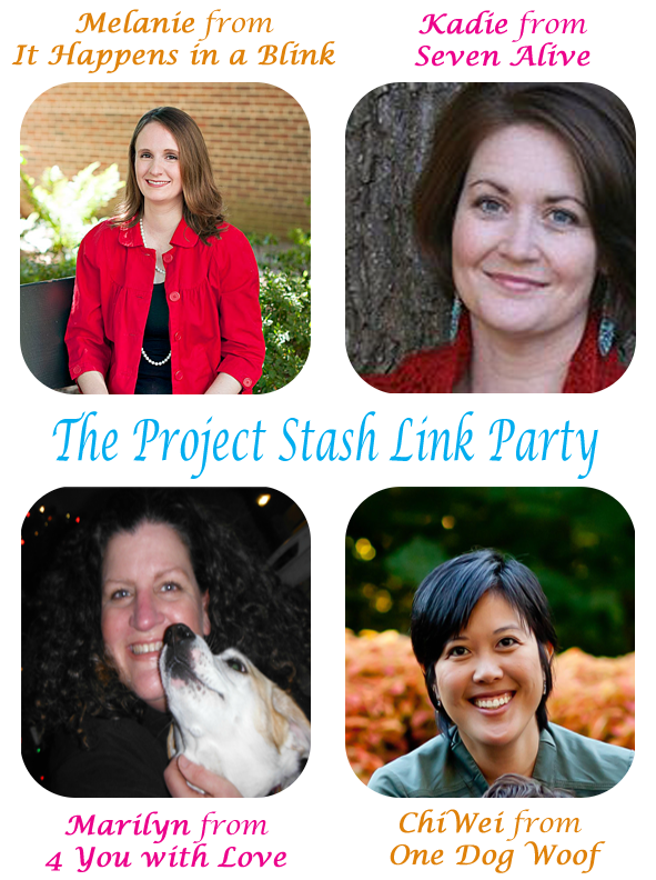The Project Stash Link Party