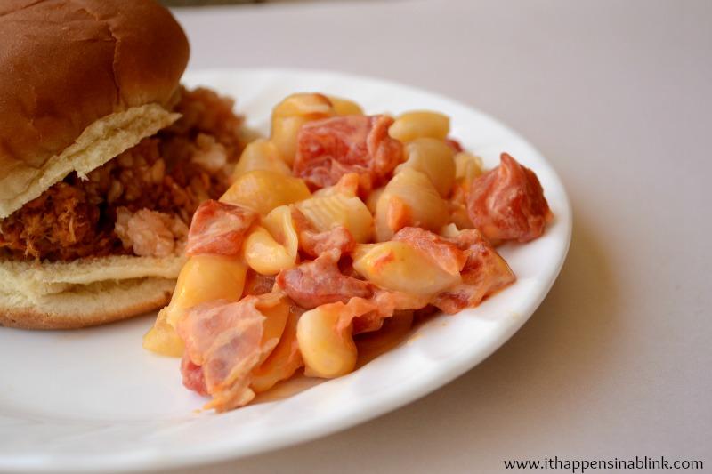 Velveeta Side Dish from It Happens in a Blink