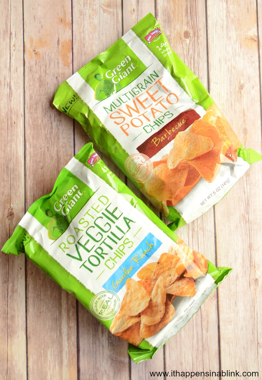 Green Giant Veggie Snacks