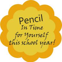 Pencil Gift Tag