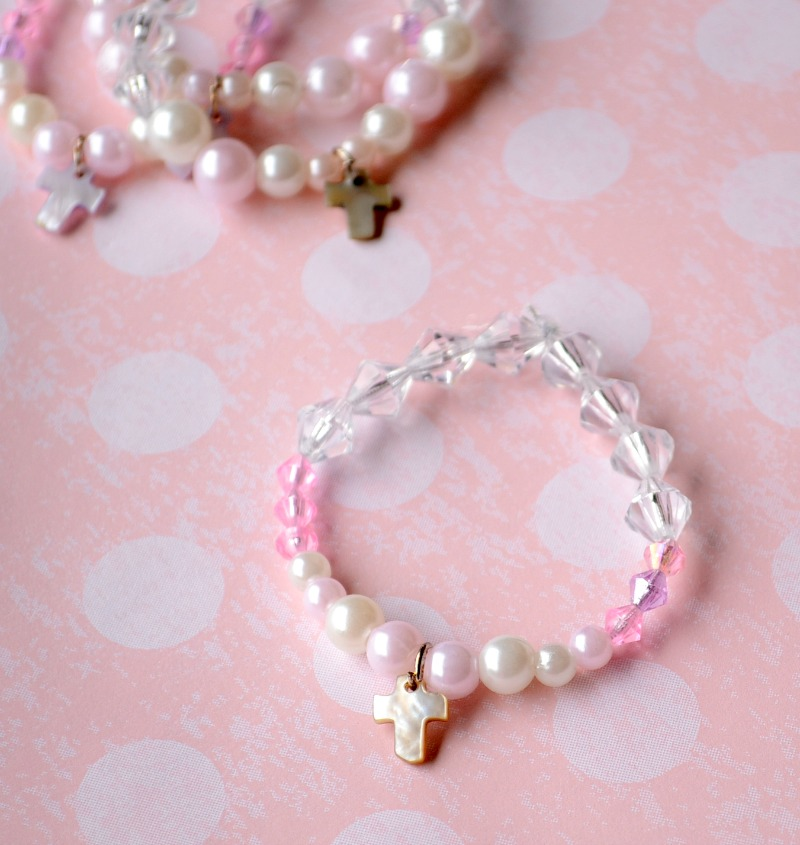Children's Cross Bracelets from It Happens in a Blink