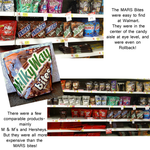 MARS Bites collage #shop #GameDayBites #CAMPAIGN