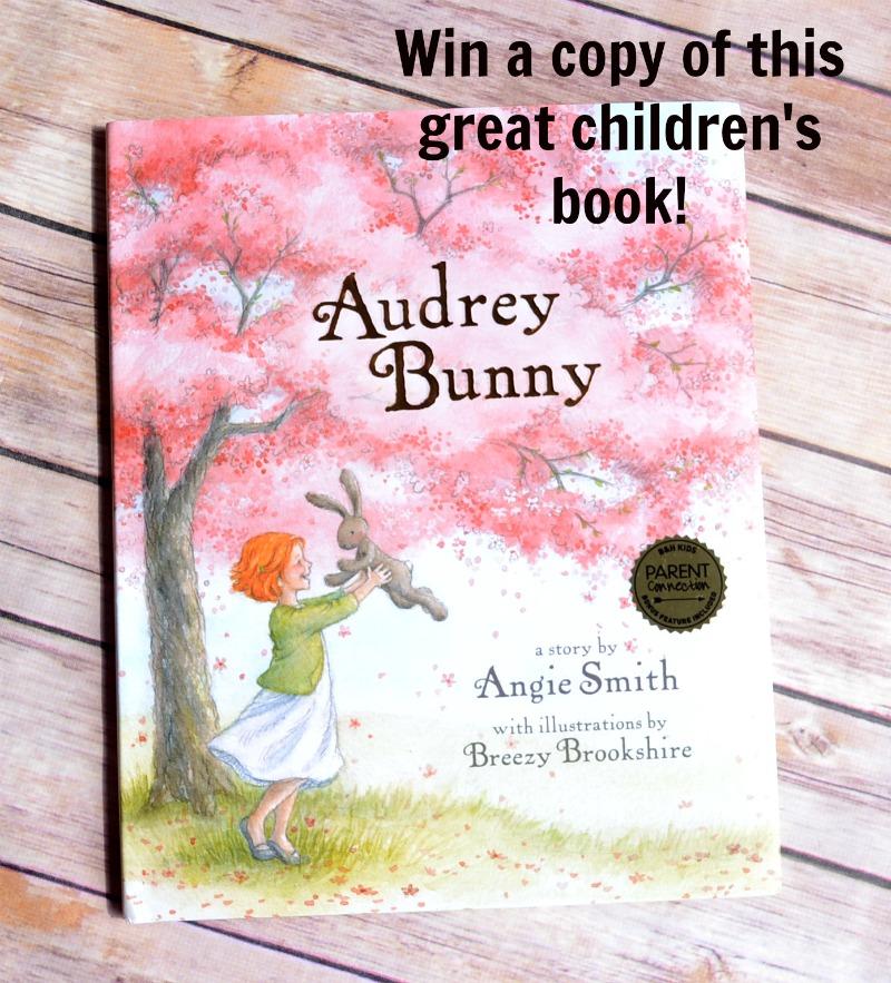 Aubrey Bunny Children's Book Giveaway