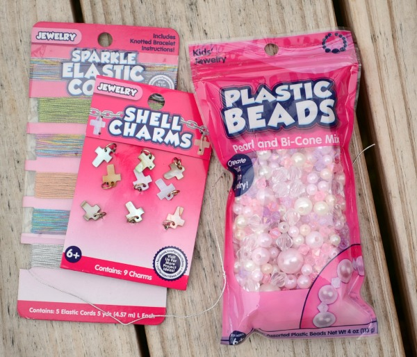 Bracelet Materials from @craftprojectideas