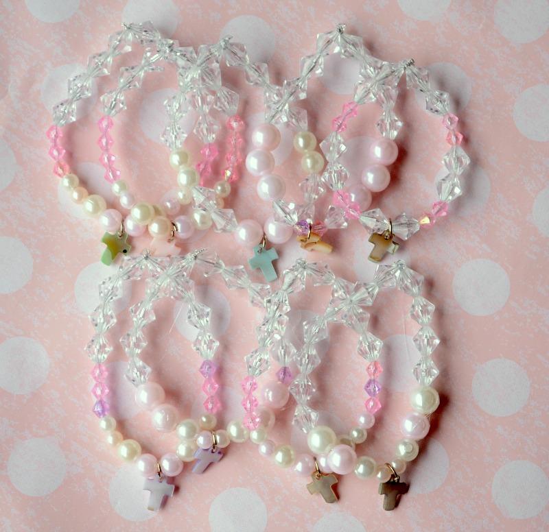 Children's Cross Bracelets from It Happens in a Blink