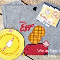 Eggo Waffles Prize Pack Giveaway #EggoWaffleOff #sponsored