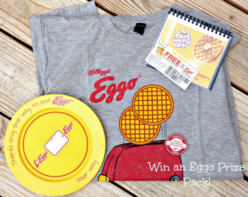 Eggo Waffle Giveaway #EggoWaffleOff