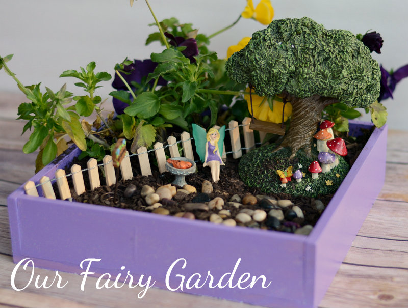Fairy Garden from It Happens in a Blink