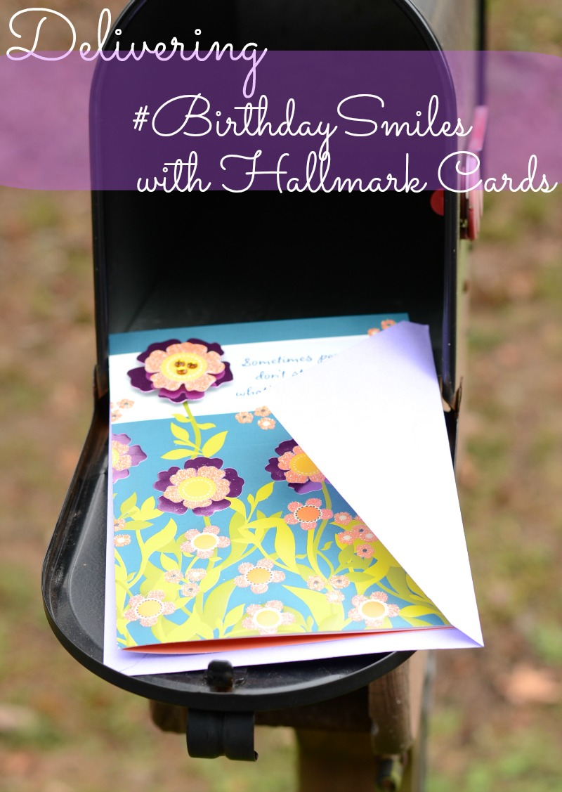 Sending #BirthdaySmiles with Hallmark Cards #shop #cbias
