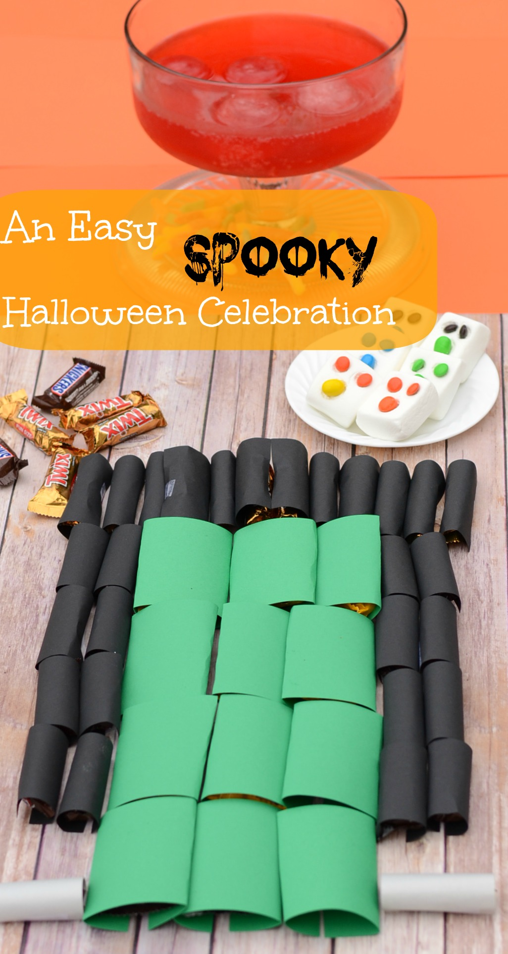 Preschooler's Spooky Halloween Celebration from It Happens in a Blink  #shop #SpookyCelebration #cbias