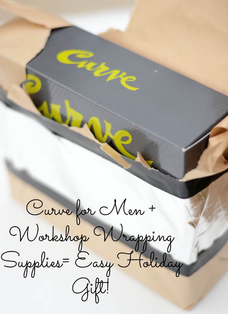 Curve for Men GiftWrapping #ScentSavings #cbias #shop