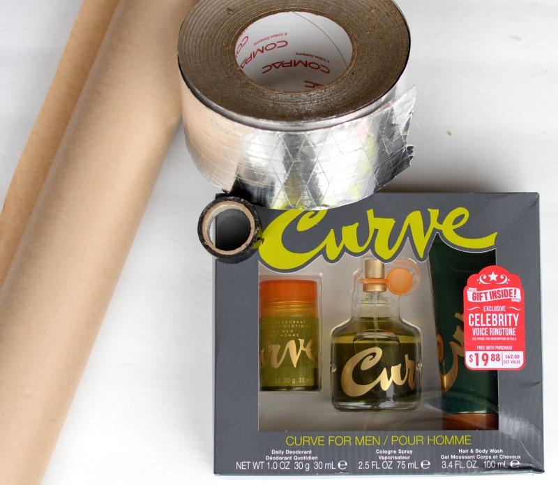Wrapping Curve for Men #ScentSavings #shop #cbias