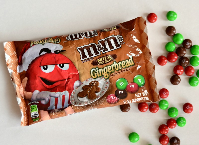 Gingerbread M & Ms #HolidayMM #shop #cbias