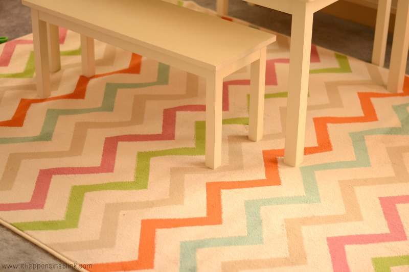 A New Playroom Rug- Mohawk Rug Review