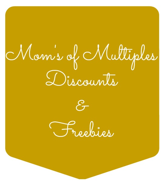 Moms of Mulitples Discounts from It Happens in a Blink