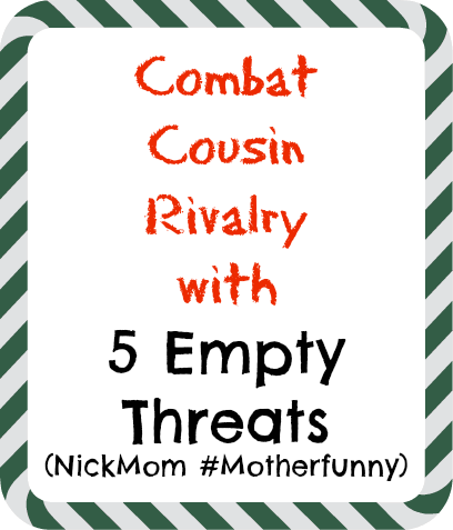 5 Empty Threats #Motherfunny #cbias #shop