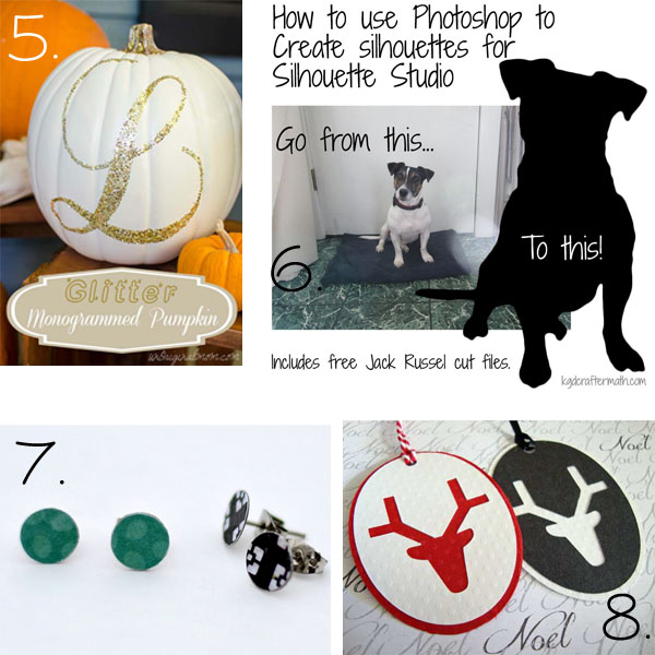 15 Silhouette Tips & Tutorials for Beginners from It Happens in a Blink