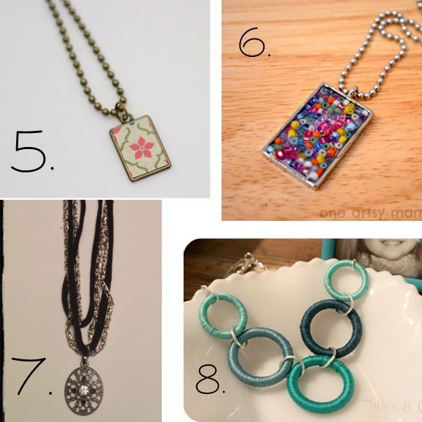 diy idea blog necklace make handmade the stalker to homemade fashion a jewelry tutorial crafty easy craft pendant how