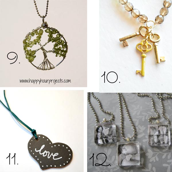 24 Easy DIY Necklace Ideas from It Happens in a Blink