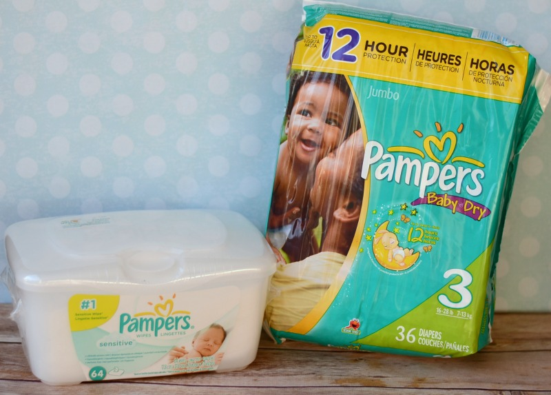 Pampers Diapers and Wipes at CVS #PampersCVS #sponsored