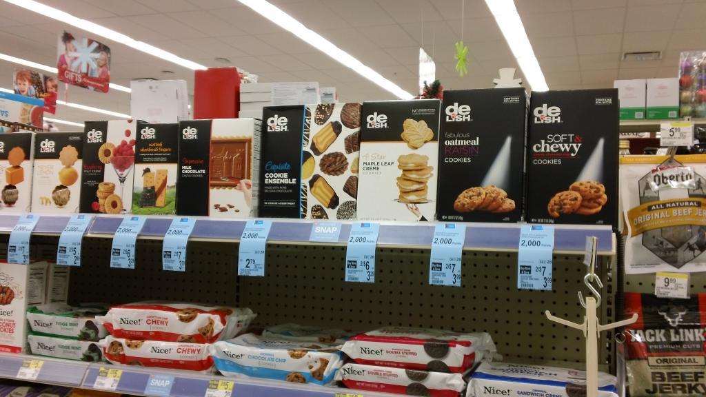 Good & Delish Items from Walgreens #HappyAllTheWay #shop #cbias