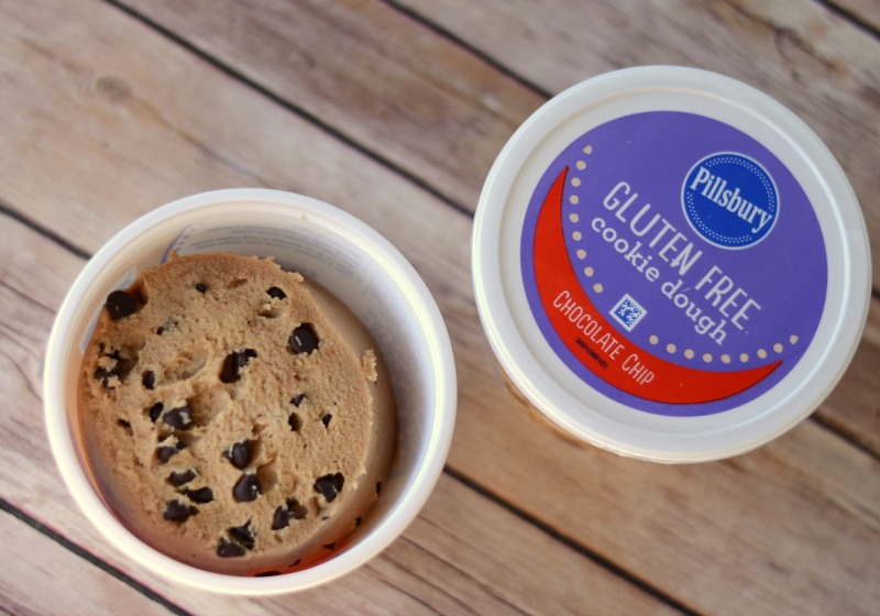 Pillsbury Gluten Free Chocolate Chip Cookie Dough