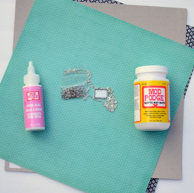 Silhouette supplies from It Happens in a Blink