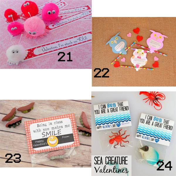 24 Non-Candy Valentine Ideas
