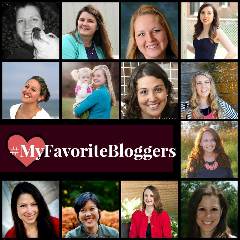 #Myfavoritebloggers January Edition