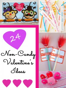24 Non-Candy Valentines
