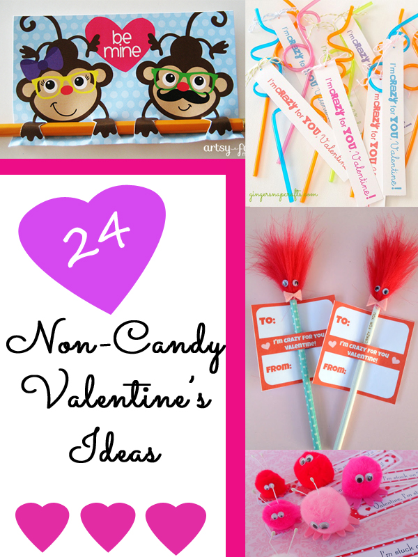 image regarding Printable Kid Valentine named 24 Non-Sweet Valentine Tips