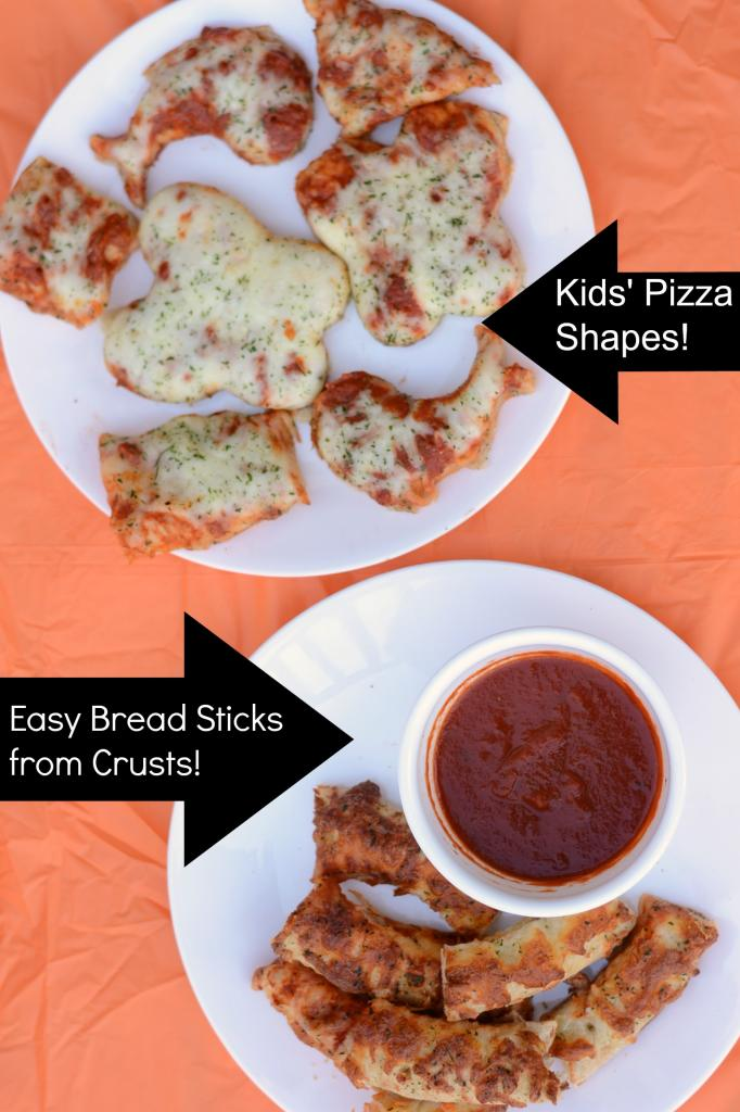 Kid's Pizza Shapes with DiGiorno Pizza #GameTimeGoodies #shop #cbias