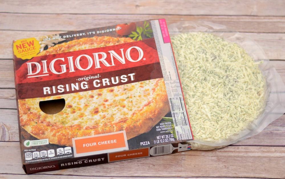 DiGiorno Four Cheese  #GameTimeGoodies #shop #cbias