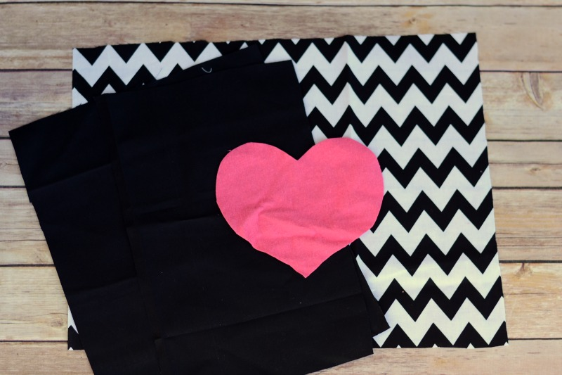 Secret Notes Pillow Materials from It Happens in a Blink