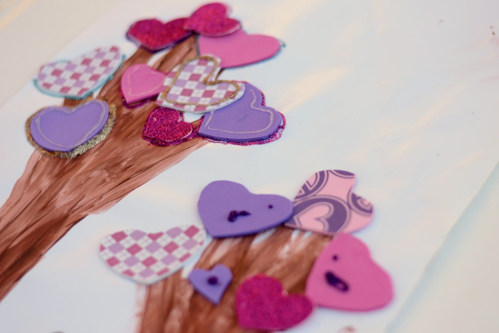 Valentine Love Trees from It Happens in a Blink