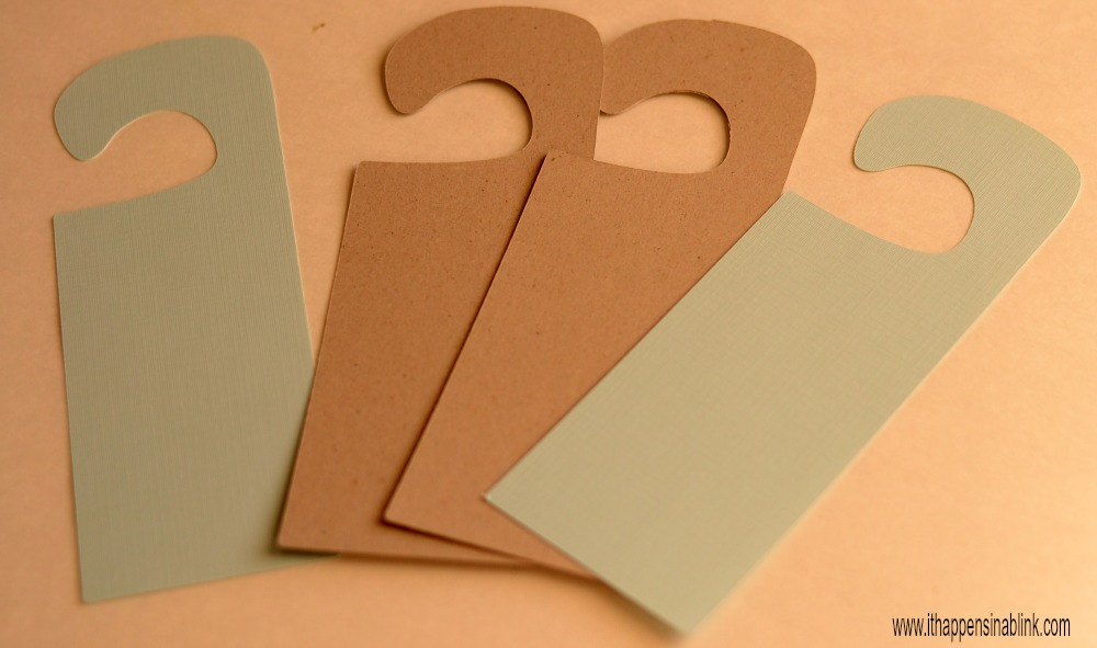 DIY Nursery Closet Dividers from It Happens in a Blink