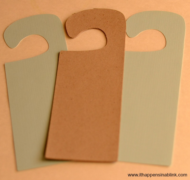 Diy nursery clothes closet dividers for Clothes divider template