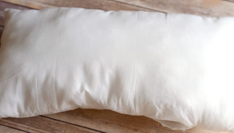 how to make your own pillow forms Make Your Own Pillow