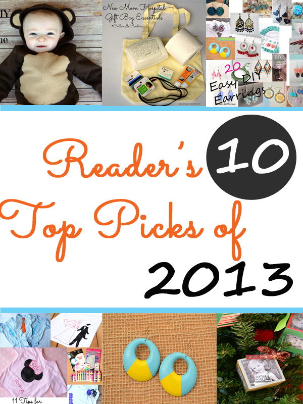 Reader's Top Picks of 2013 from It Happens in a Blink