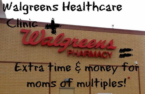 Walgreens Pharmacy and #HealthcareClinic #shop