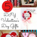 5 DIY Valentine's Day Gifts and The Project Stash