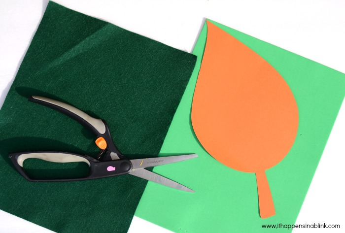 Leaf and Banana Craft for a #JungleFresh Movie Night #shop #cbias