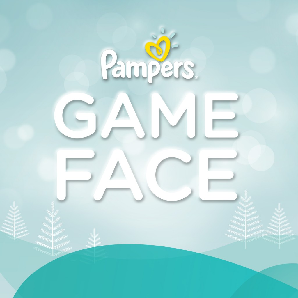 Pamper Game Face Image #DDDivas #PampersTeamUSA #sponsored