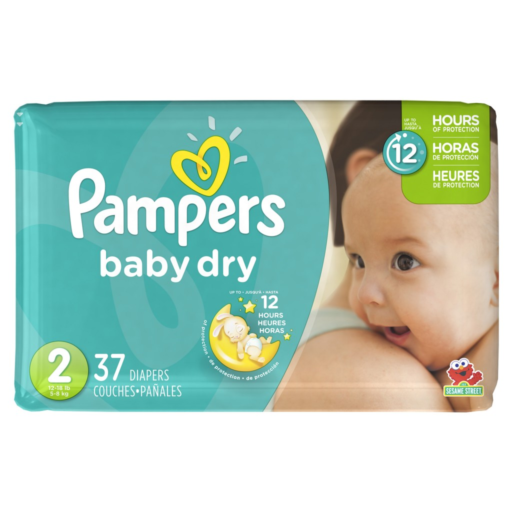 Pampers Baby Dry Diapers #DDDivas #PampersTeamUSA #sponsored