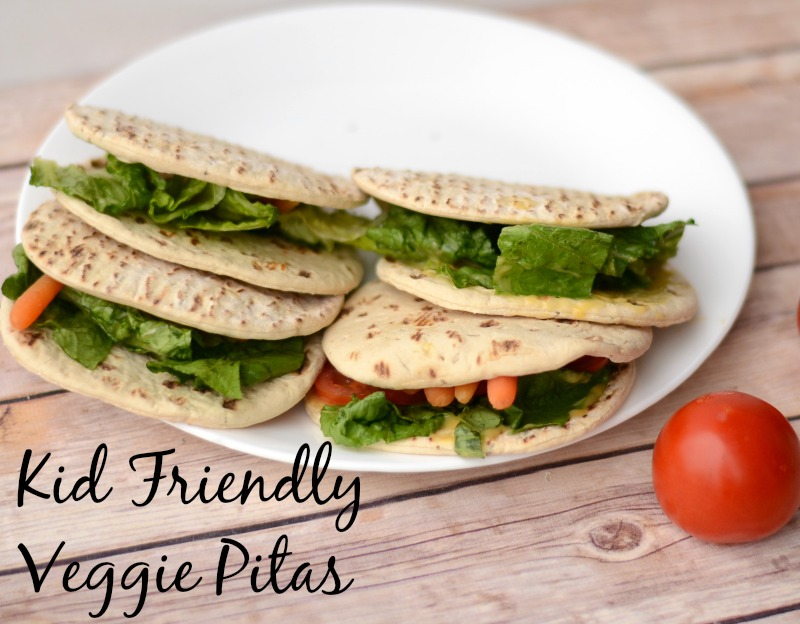 Kid Friendly Veggie Pita for a #JungleFresh Family Movie Night #shop #cbias